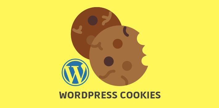 List of WordPress cookies and their purpose
